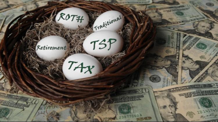 Thrift Savings Plan (TSP) / Blended Retirement System (BRS)