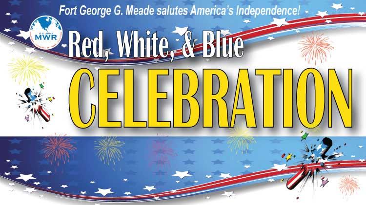 Red, White, & Blue Celebration
