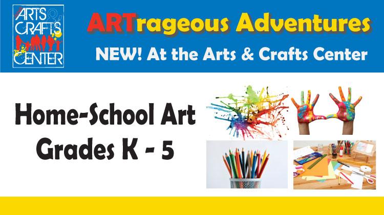 Home-School Art - Grades K-5