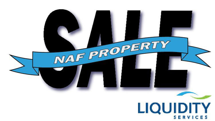 NAF Property Sale - Now Online!