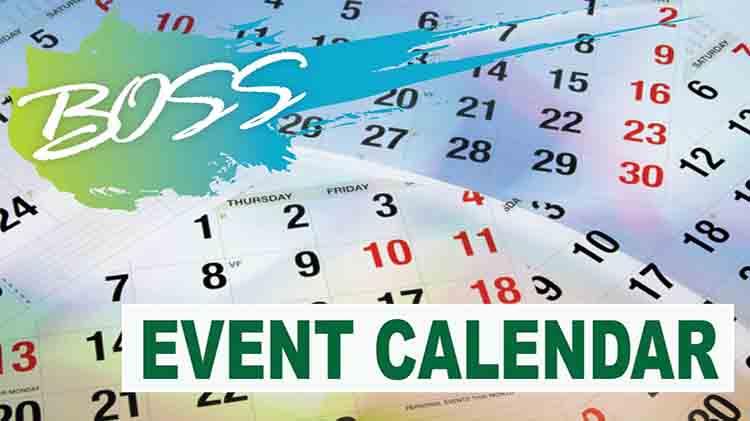 BOSS Event Calendar