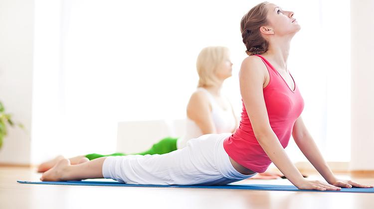 Vinyasa Yoga - Monday