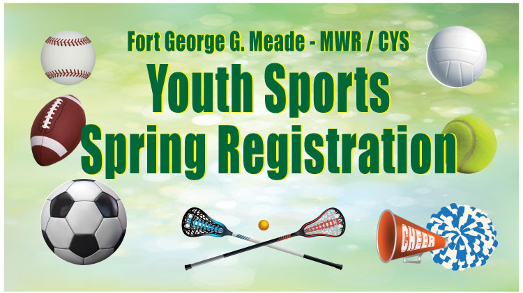 Youth Sports Spring Registration