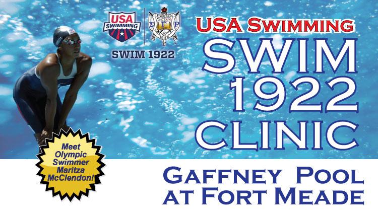 USA Swimming Clinic