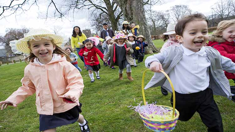 CYS Annual Easter Egg Hunt