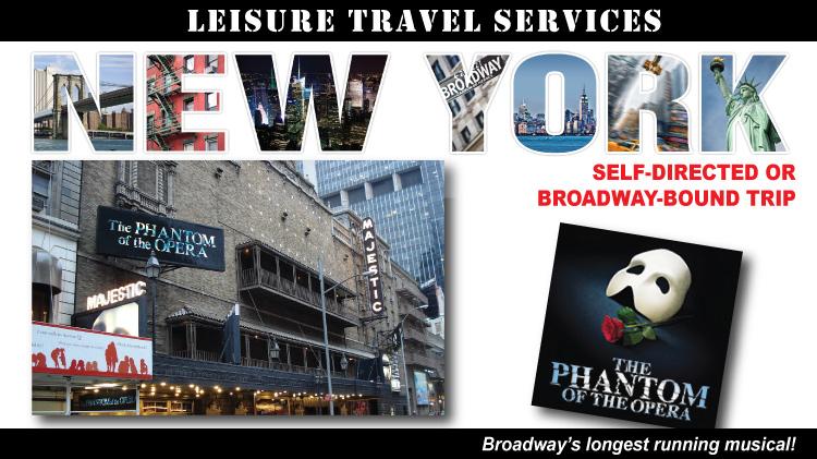 New York City Trip - Broadway Bound