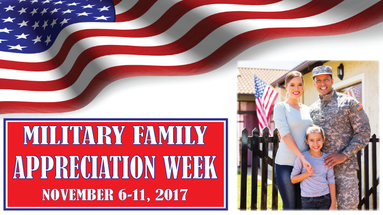 Military Family Appreciation Week