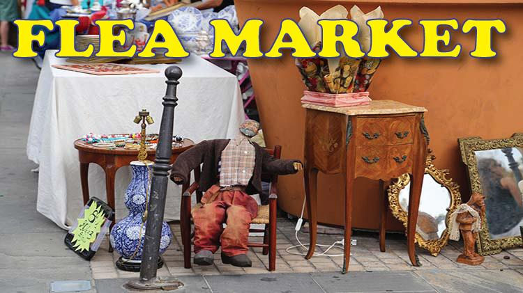 Spring Indoor Flea Market