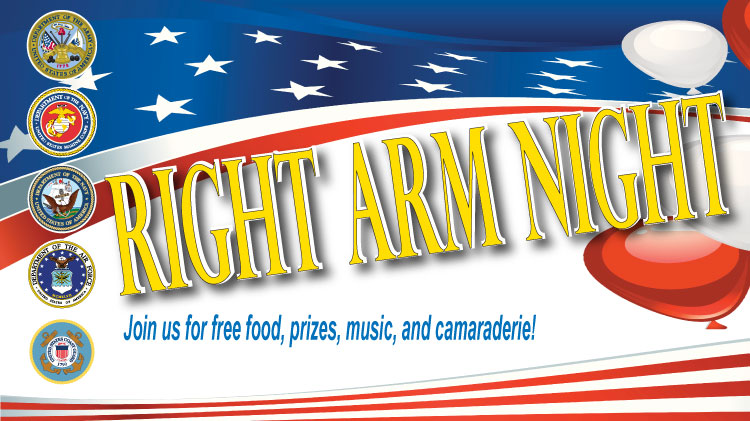 Right Arm Night