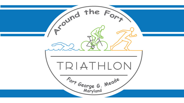 2019 Around the Fort Sprint Triathlon