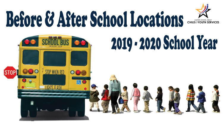 Before & After School Locations