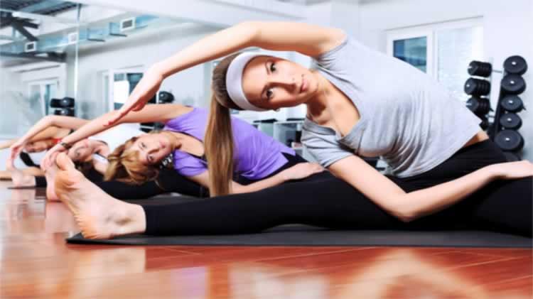 Pilates - Wednesday