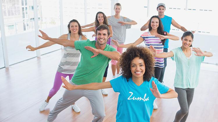 Zumba (Sylvia) - Friday