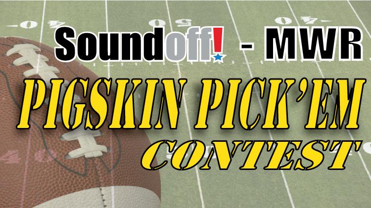 Pigskin Pick'Em Contest