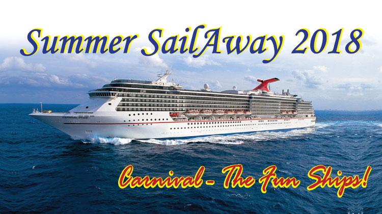 Summer Sail Away 2018
