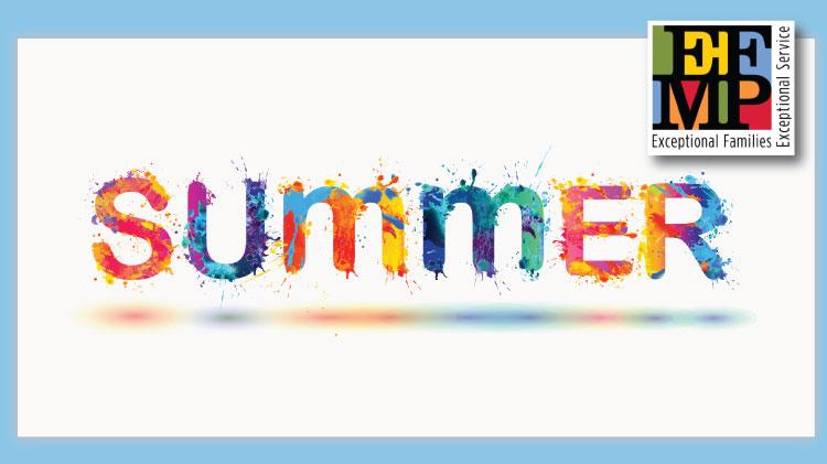 EFMP Summer Program Fair