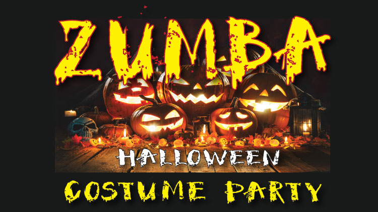 Zumba Halloween - Costume Party