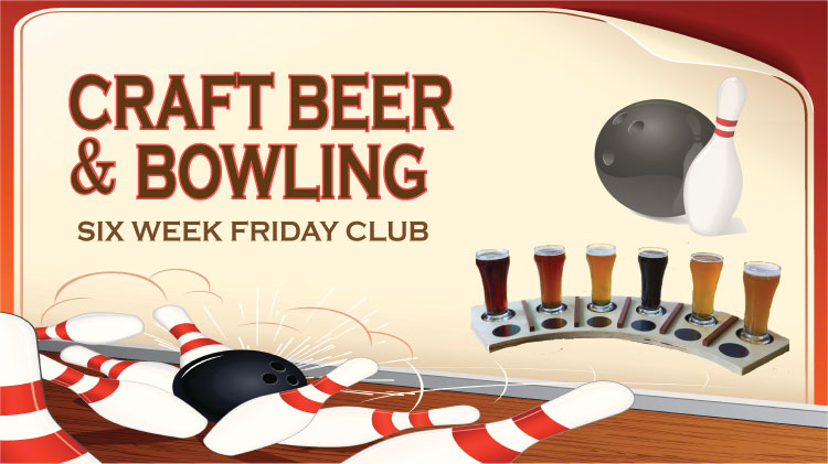Craft Beer and Bowling Club