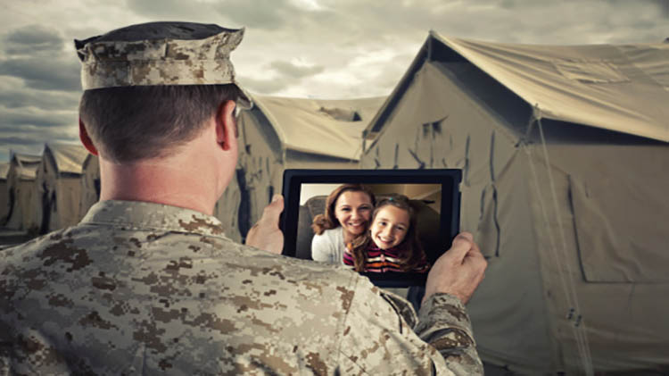 Families Dealing with Deployment